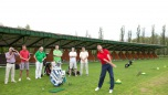 Cvičné plochy - Driving Range, Chipping and putting green